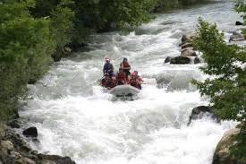 Rafting Zamanti ırmağı