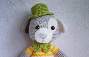 Amigurumi Şapkalı Köpek Tarifi