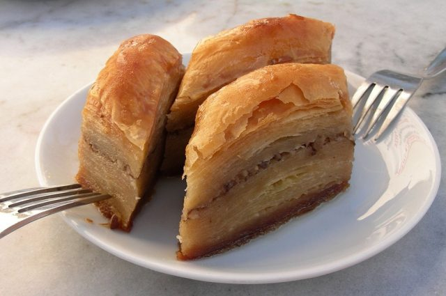 Çıtır Çıtır 40 Kat Baklava Tarifi