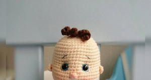 Örgü Oyuncak Miniş Bebek Tarifi
