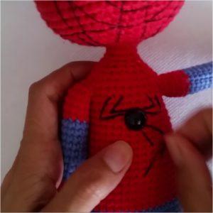 Örgü Oyuncak Örümcek Adam Tarifi