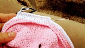 Amigurumi Bebek Elbisesi Yapımı