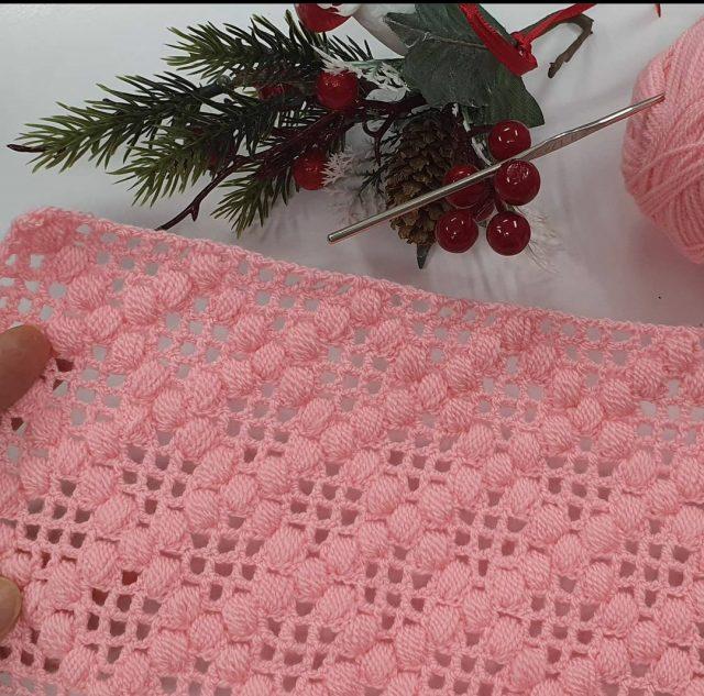 Bebek battaniye modeli