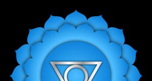 5. Çakra ( Boğaz Çakrası)