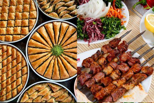 Türkiye'nin Yöresel Yemekleri